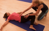 Gentle Pilates realigns your body and eases aches and pains